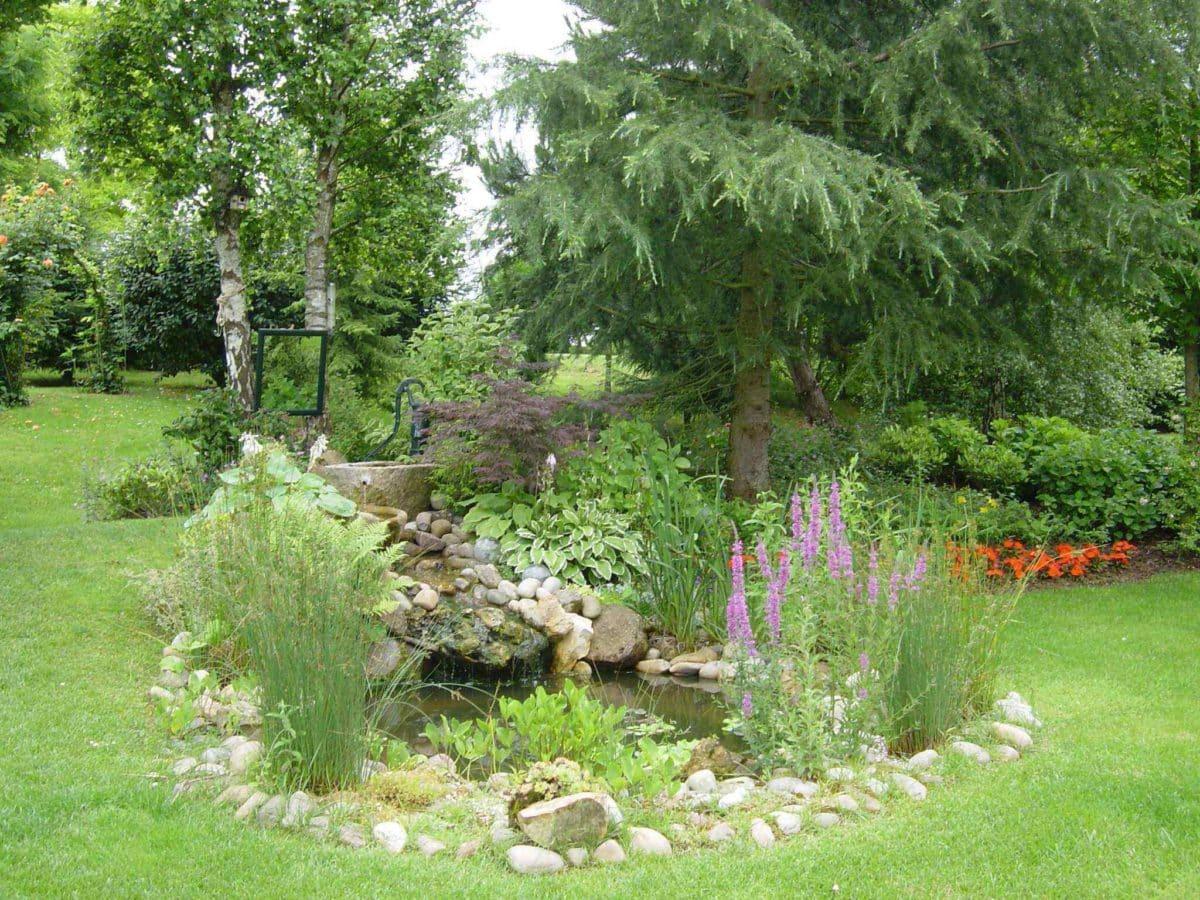 Création d'un jardin à votre image